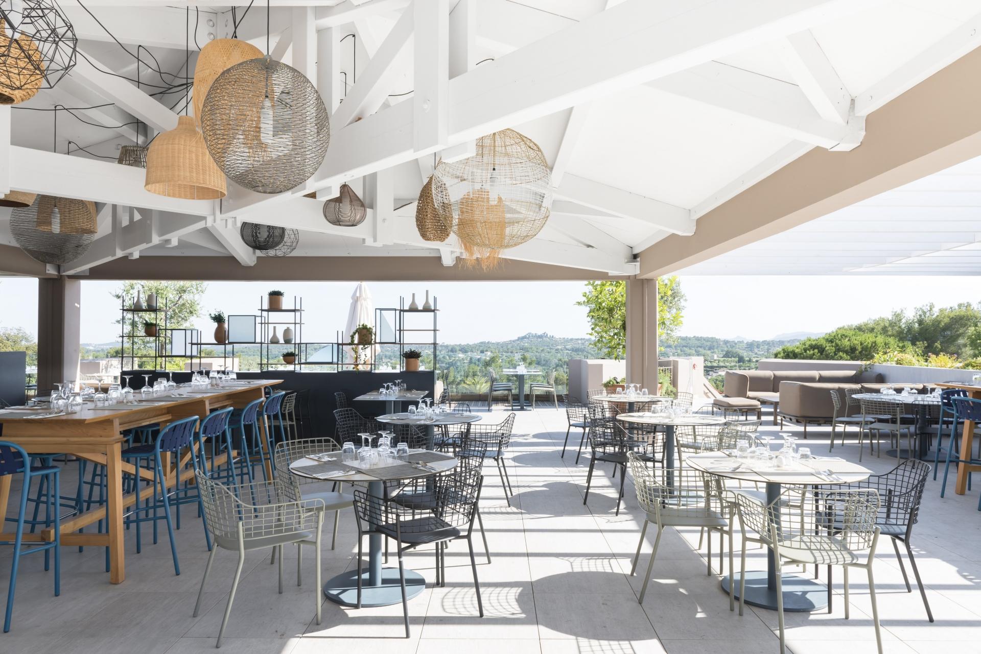 Club Med Opio En Provence - Restaurant