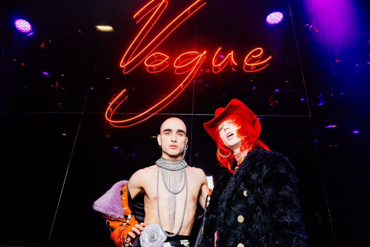 Vogue Party 2018 Studio Poulanges