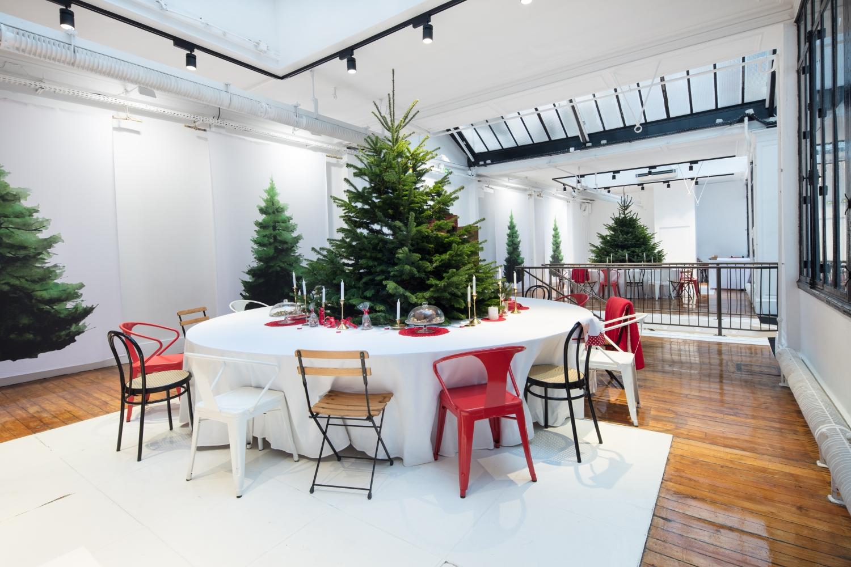 Monoprix Noel 2018 Studio Poulanges