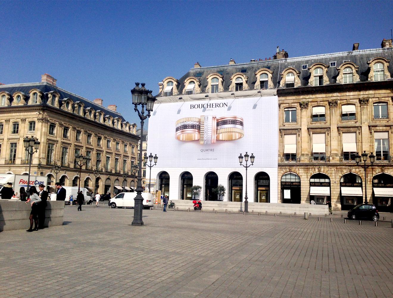 Campagne Boucheron Studio Poulanges